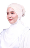 Snow Cap Tie Back Inner - Beige (Cross Awning)