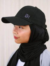 Hijabcap in Black