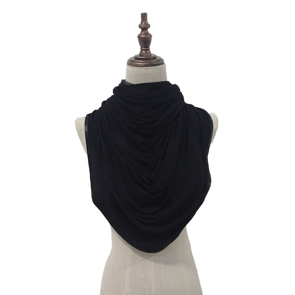 Lush Cotton in Black