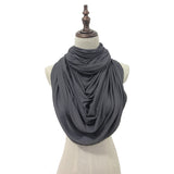 Lush Cotton in Dark Grey