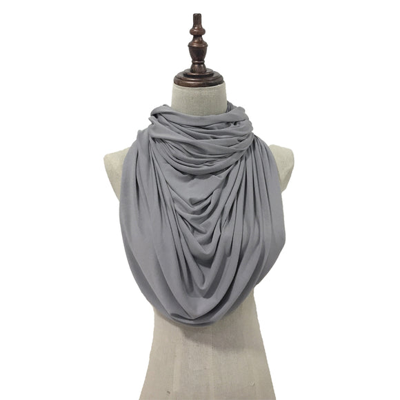 Lush Cotton in Light Grey