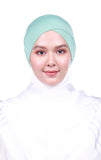 Snow Cap Tie Back Inner - Mint Green (Cross Awning)