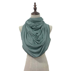 Lush Cotton in Mint Green