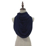 Lush Cotton in Navy Blue