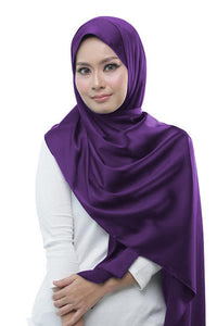 Lush Shawl - Purple