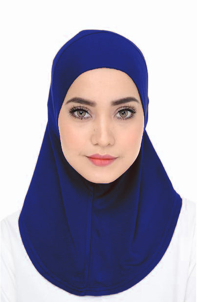 Scarf Inner - Royal Blue