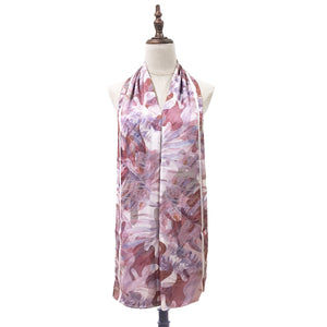 Shawl Camo Tropical - Violet