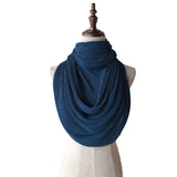 Lush Pleats - Prussian Blue