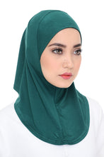 Scarf Inner - Emerald Green