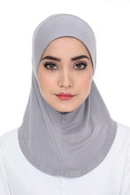 Scarf Inner - Light Grey