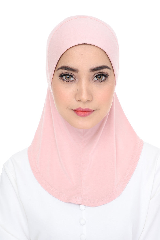 Scarf Inner - Soft Pink