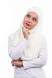 Arissa Chiffon Shawl - Off White