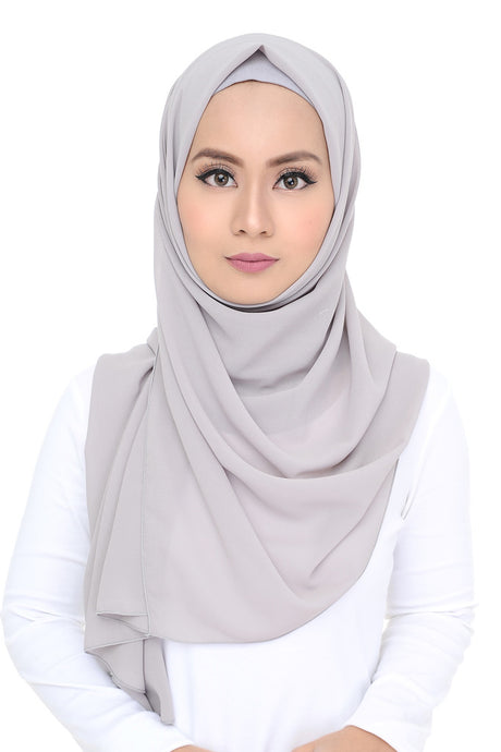 Sheer 2.0 - Light Grey