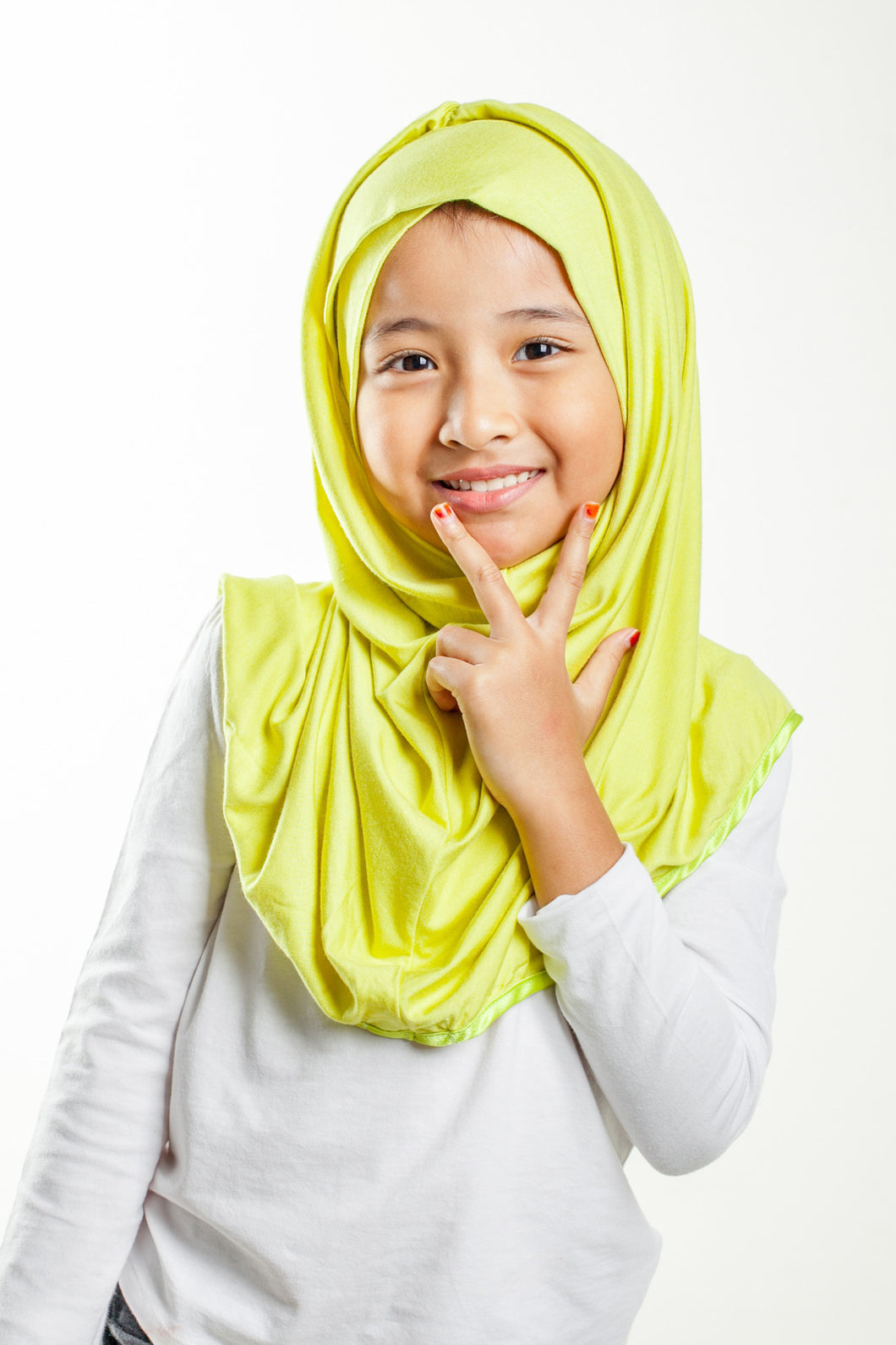 Dahlia (Kids) - Yellow