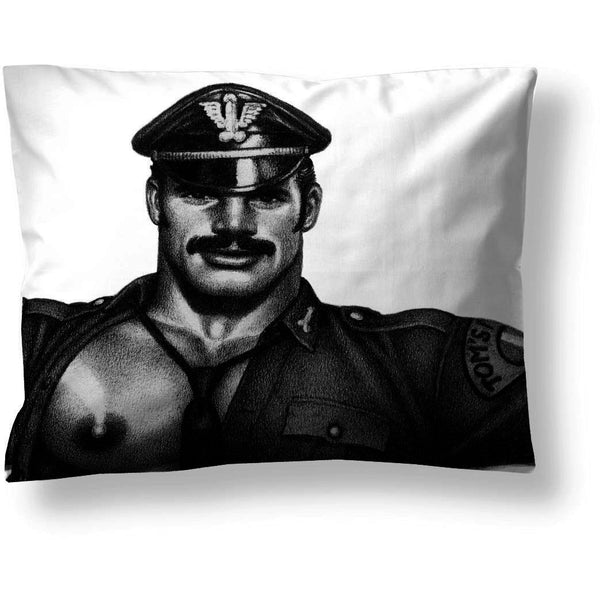 """Ready Man"" Pillow Cover"