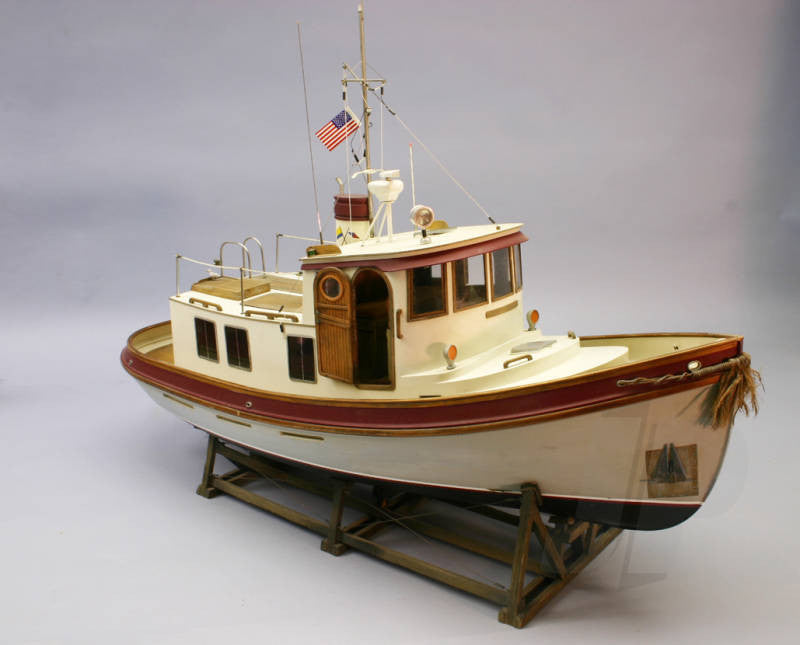 Wood Model Ship Kits – Marionville Models