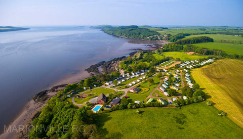 Promotional Image for Seaward Caravan Park on the West of Scotland