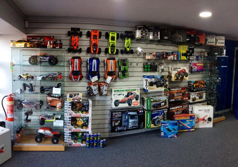 rc remote radio controlled cars and trucks