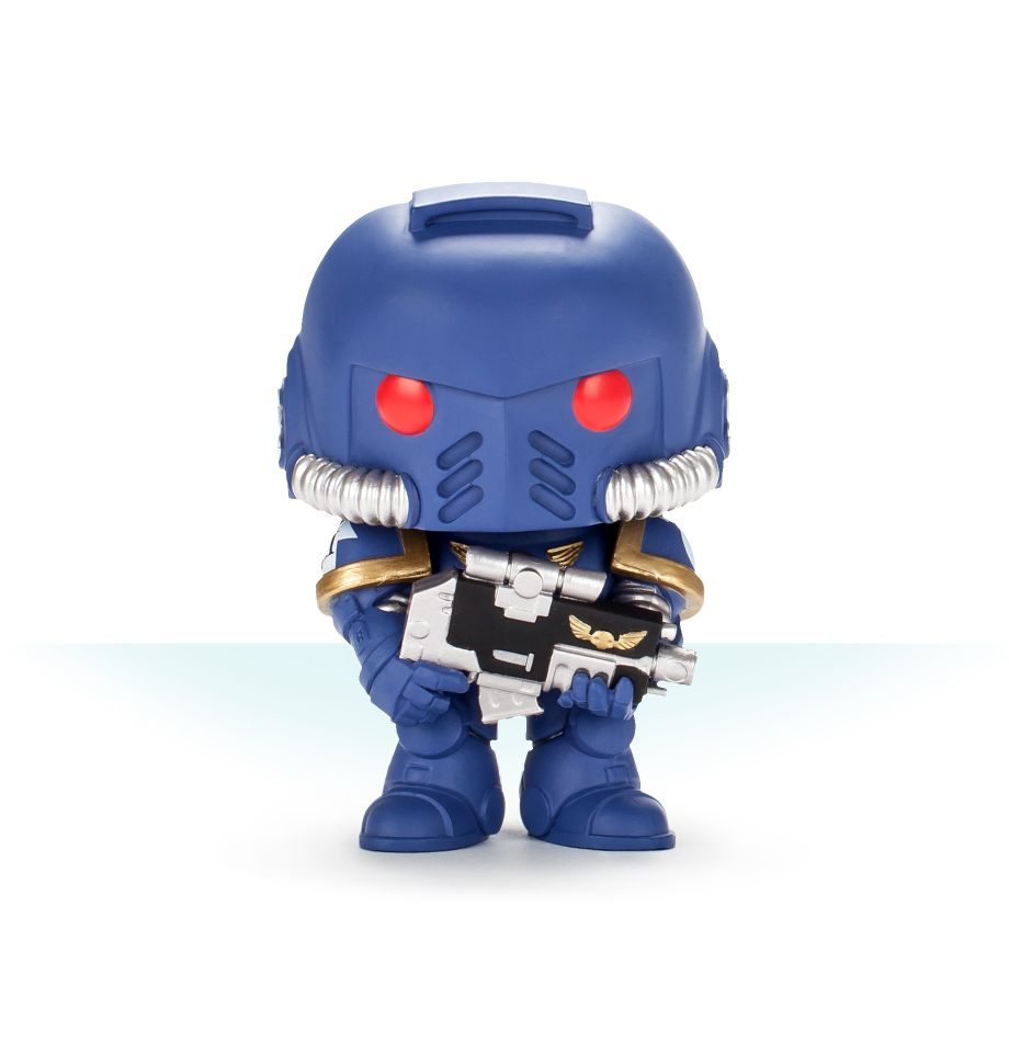 Funko POP! Ultramarines Intercessor