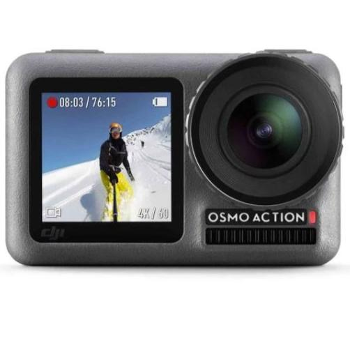 DJI Osmo Action with FREE Extra Battery