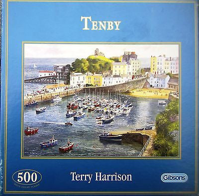 Gibsons Tenby Puzzle - CLEARANCE ITEM