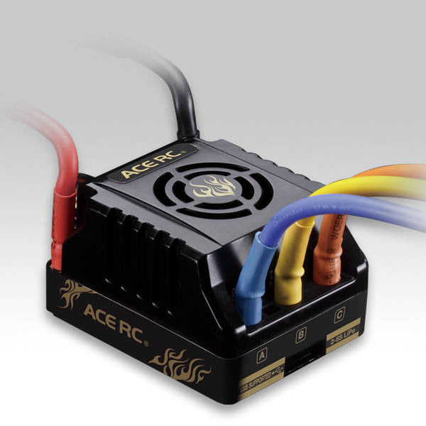 Thunder Tiger Ace RC BLC-80C Brushless Speed Controller