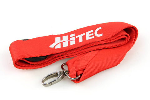 Neck Strap Red (58311) - Hitec