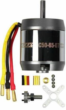 Brushless Electric Motors and ESC's for Aircraft