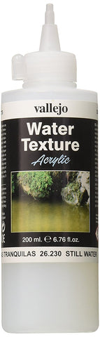 Vallejo Model Color 200 ml Water Effects - Still Water