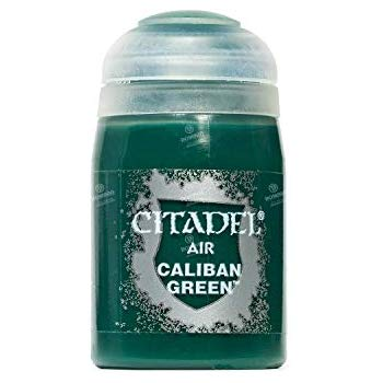 Citadel Paints - Caliban Green (Air)