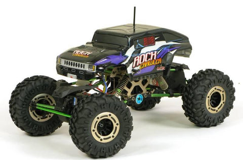 Haiboxing 1:10 Electric RTR Rockfighter Rock Crawler
