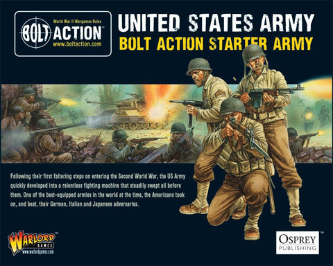 Bolt Action United States Starter Army