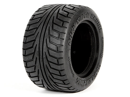 HPI # 4451 - TRUCK V GROOVE TIRE M COMPOUND 2.2