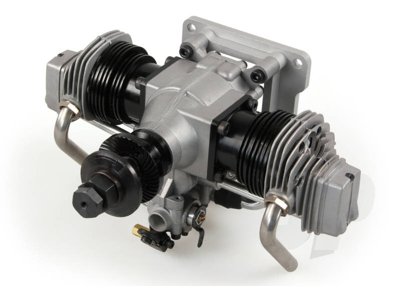 SC160AR FS Flat Twin (MKII) Ringed I.C. Engine