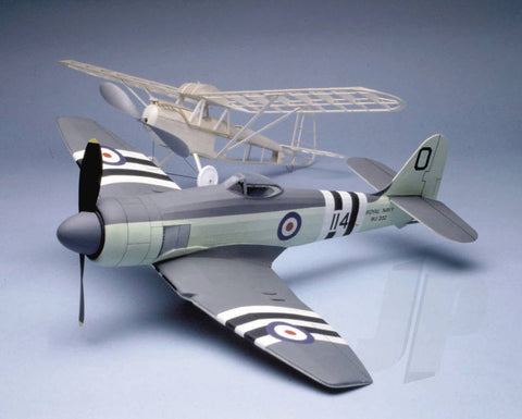 "West Wings Hawker Sea Fury 21.6"" Balsa Kit"