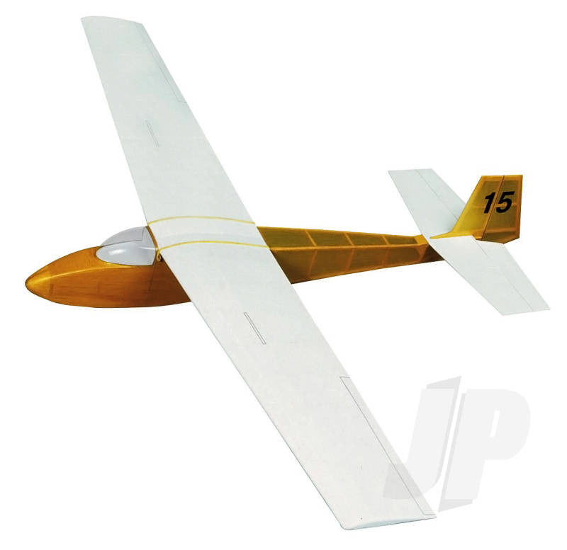 West Wings Slingsby Swallow Glider Balsa Kit
