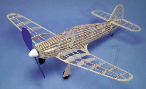 West Wings Wingleader Messerschmitt Me109E Balsa Kit