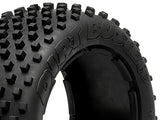 HPI  # 4835 - DIRT BUSTER BLOCK TIRE HD COMPOUND (170x80mm/2pcs)