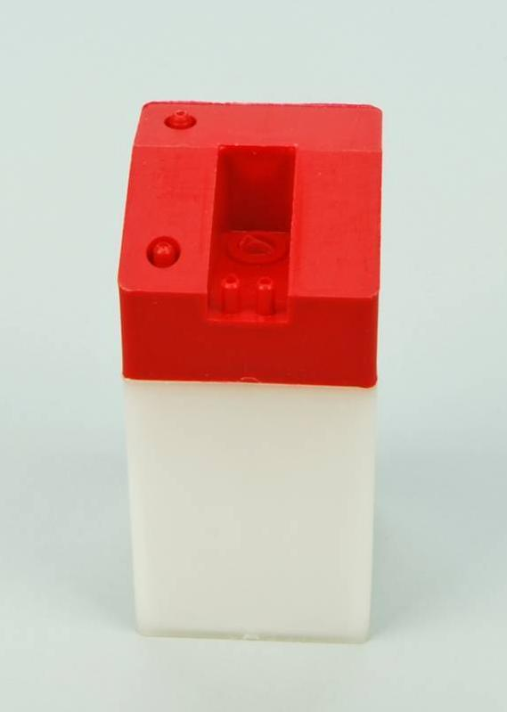 SLEC 6oz Square Fuel Tank (Red)