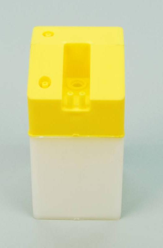 SLEC 9oz Square Fuel Tank (Yellow)