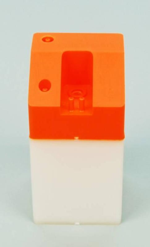 SLEC 11oz Square Fuel Tank (Orange)