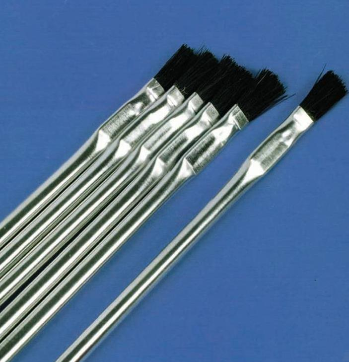 JP Epoxy Brushes - 6 Pack