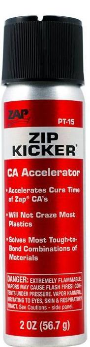 Zip Kicker Aerosol Can 2oz (PT15)