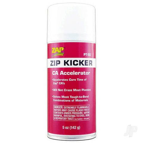 Zip Kicker Aerosol Can 5oz (142g) - PT50