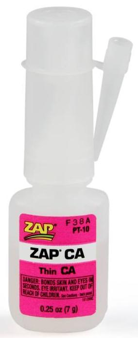 Zap CA 1/4oz (Thin) - PT10