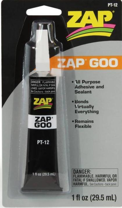 Zap Goo 1oz (29.5ml) - PT12