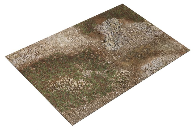 6'x4' G-Mat: Battleground