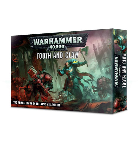 Warhammer 40K Tooth and Claw
