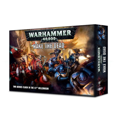 Warhammer 40K Wake the Dead