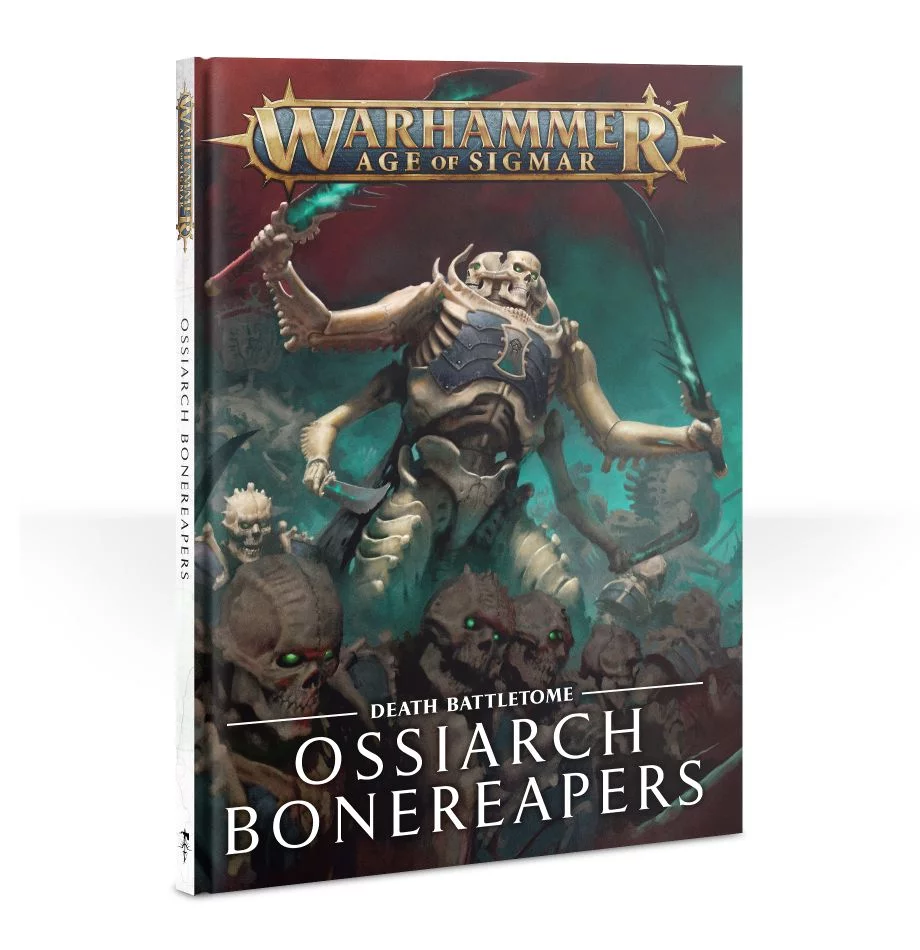 Warhammer Age Of SigmarBattletome: Ossiarch Bonereapers